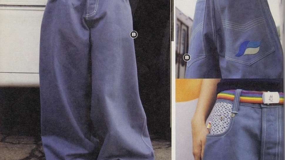 1bc93a13c25d 11 Of The Most Ridiculous Flared Pants From The '90s & Early 2000s — PHOTOS