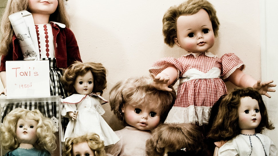 7 Creepy Talking Dolls From Your Childhood, Because Edison's