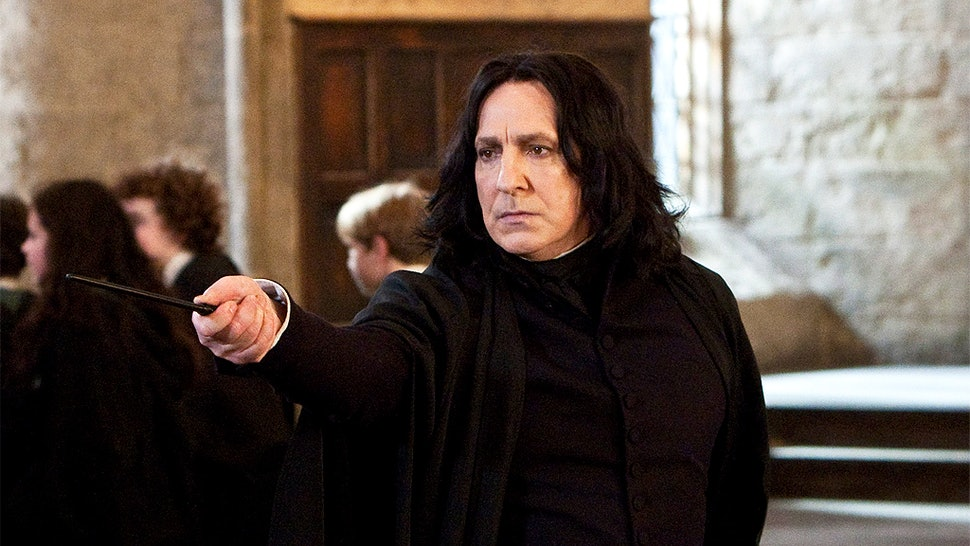 Alan Rickman Movie Quotes: This One Snape Quote Will Make Harry Potter Fans Even More