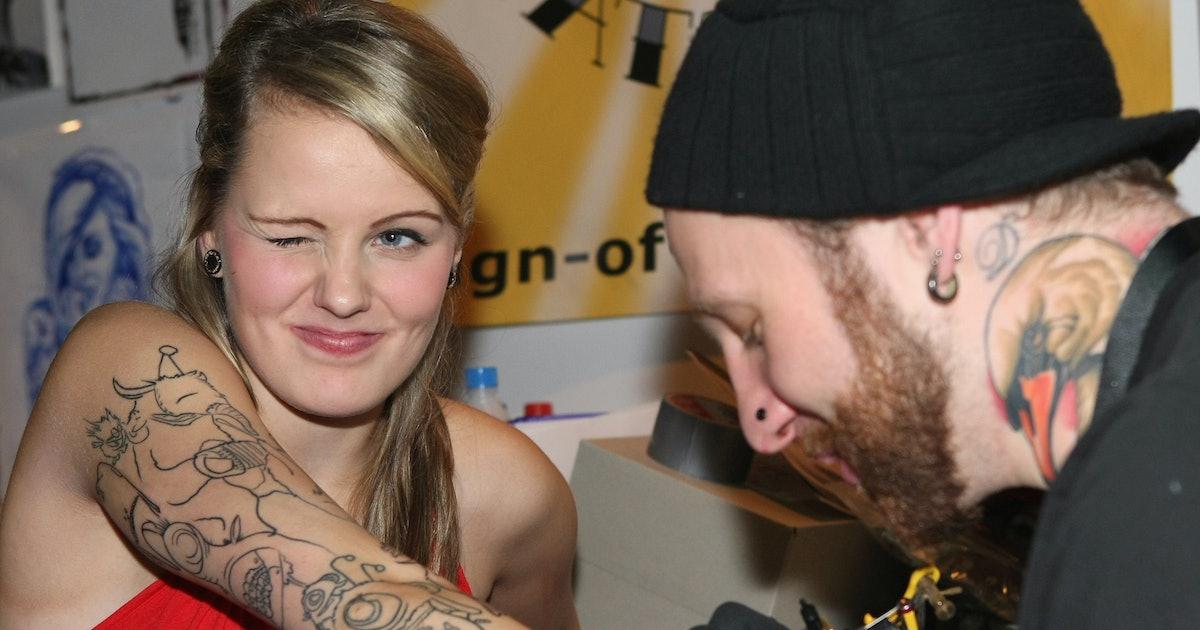 Dax Shepard Tattoo Back