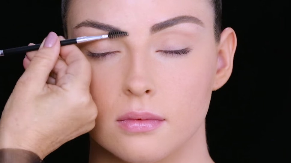 How To Use The Anastasia Beverly Hills Brow Definer No Matter Your