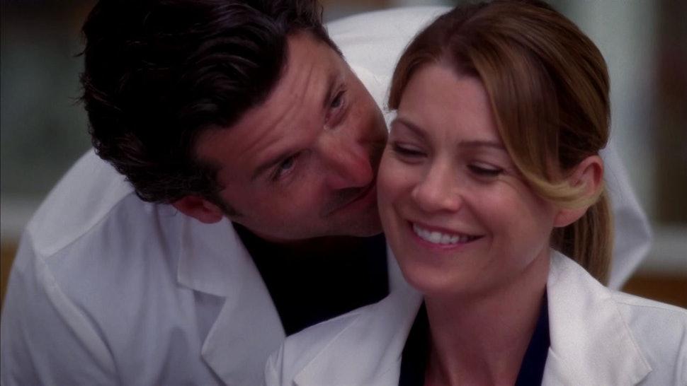 Derek Meredith Finally Reunited On Grey S Anatomy It Could