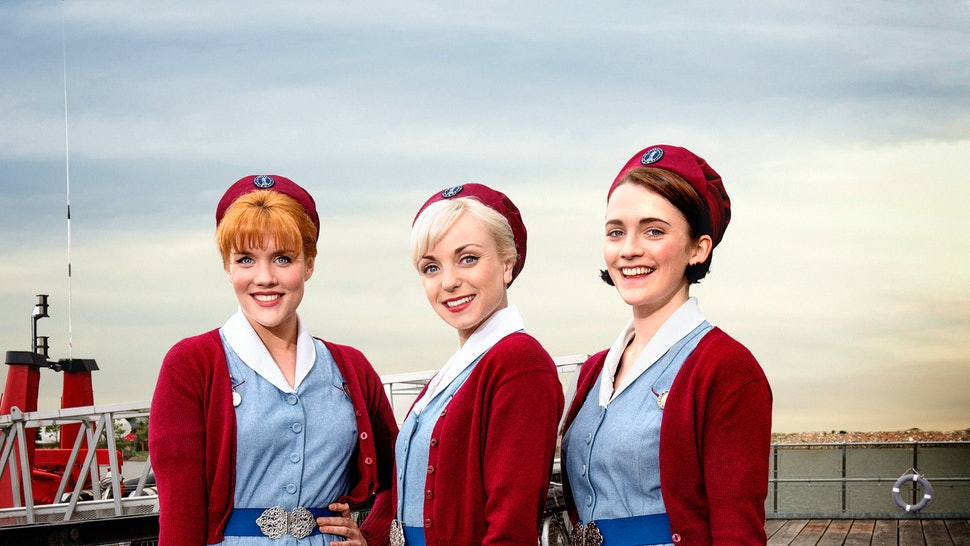 How To Stream 'Call The Midwife' Season 5 Online So You Don't Miss