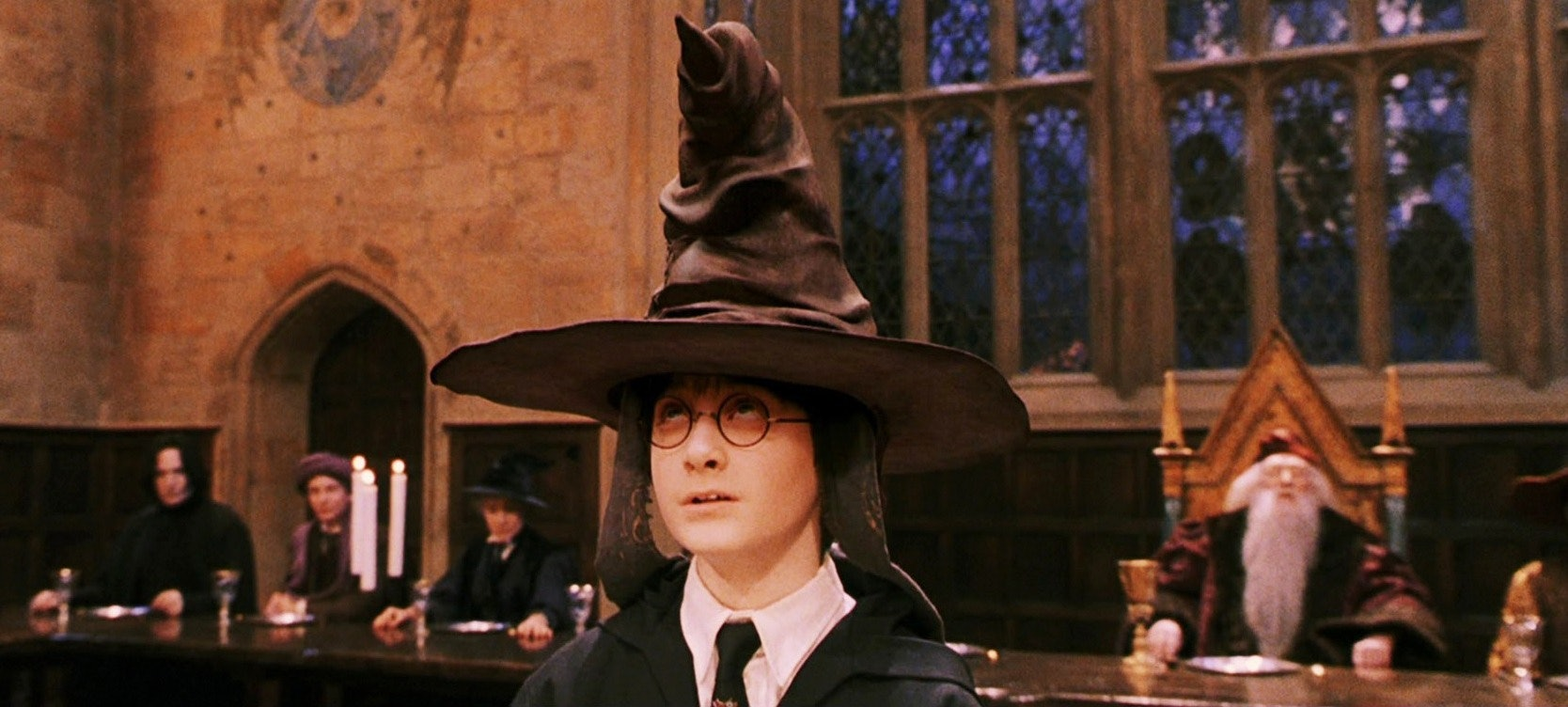The One Question That Will Determine Which Hogwarts House You Belong In