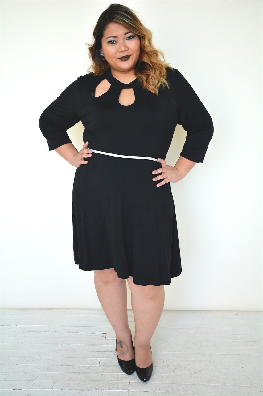 7 Black Plus Size Dresses For New Year\'s Eve That Are Perfect For ...