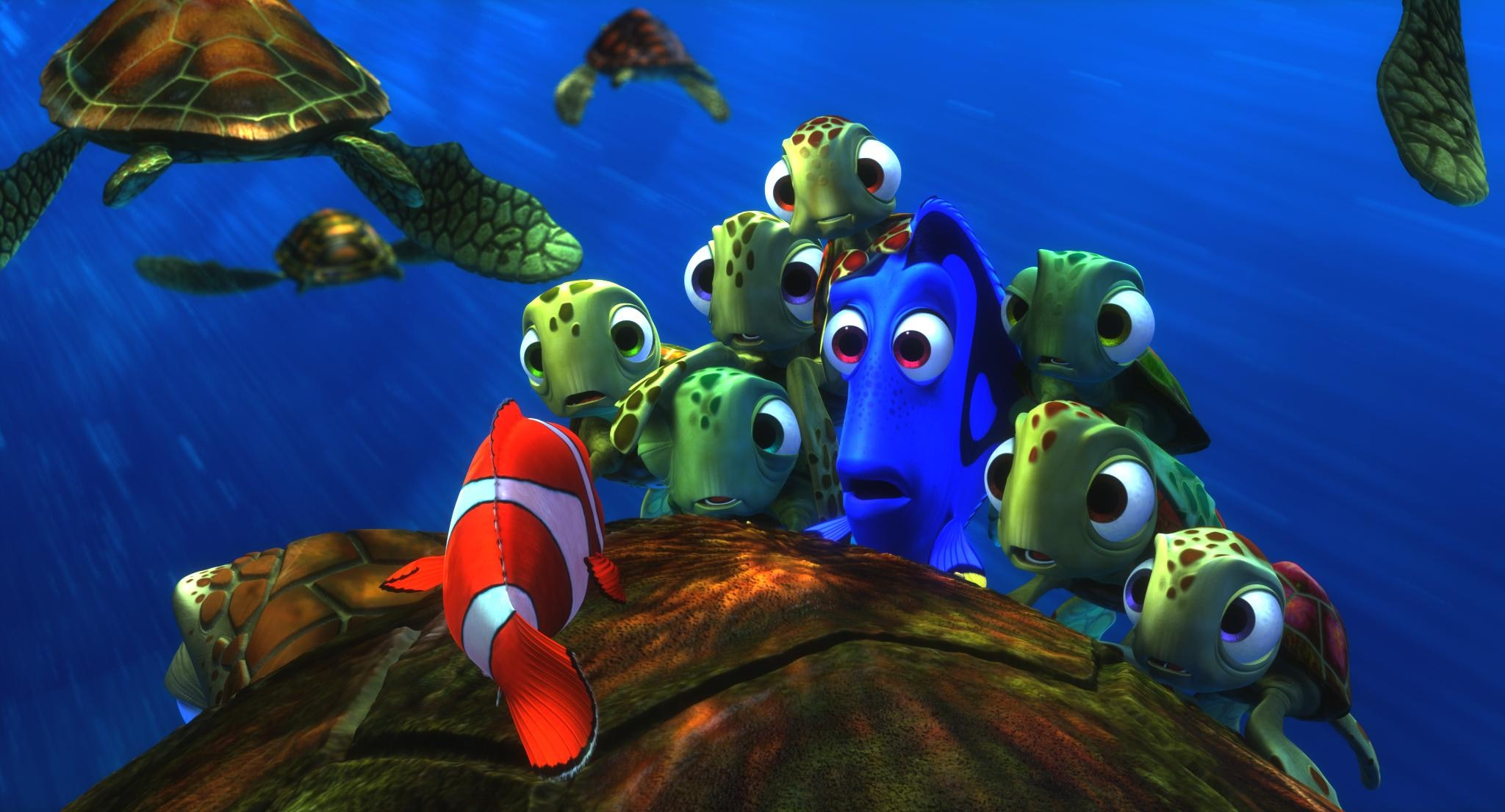do you have to see finding nemo before dory the sequel is