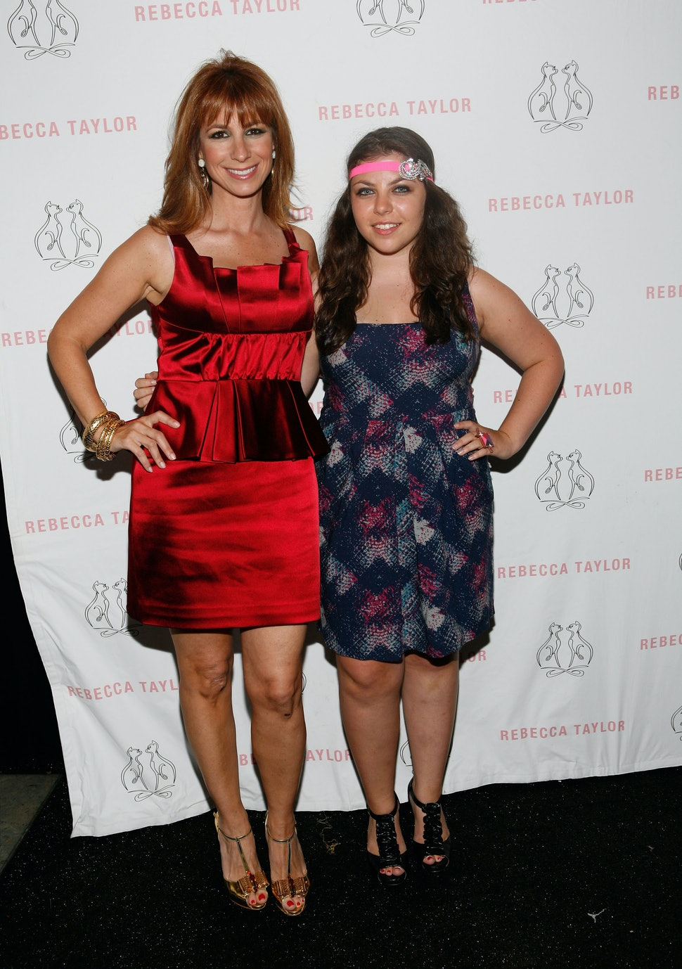 What Is Jill Zarins Daughter Ally Shapiro Up To Her Rhony Days Are Far Behind Her Photos