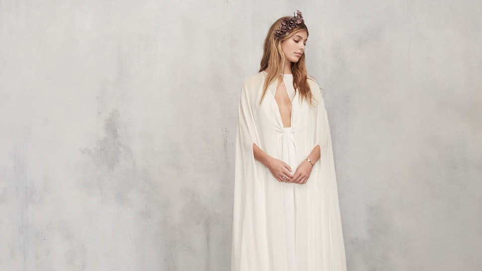 Reformation Launched Its New Fall Wedding Collection Its Selling