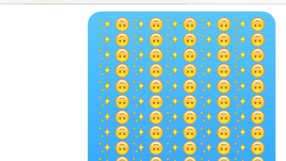 5 Ways To Use The Upside Down Face Emoji, Because It Can