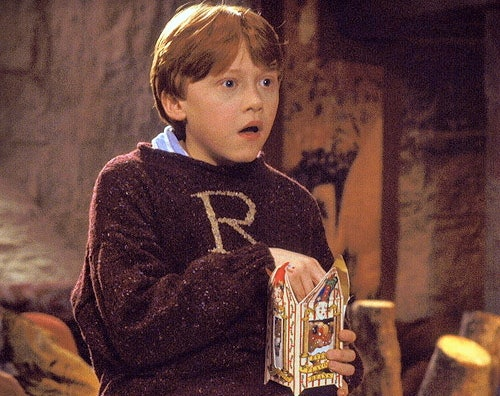Where To Buy A Harry Potter Christmas Sweater That\u0027s As Good