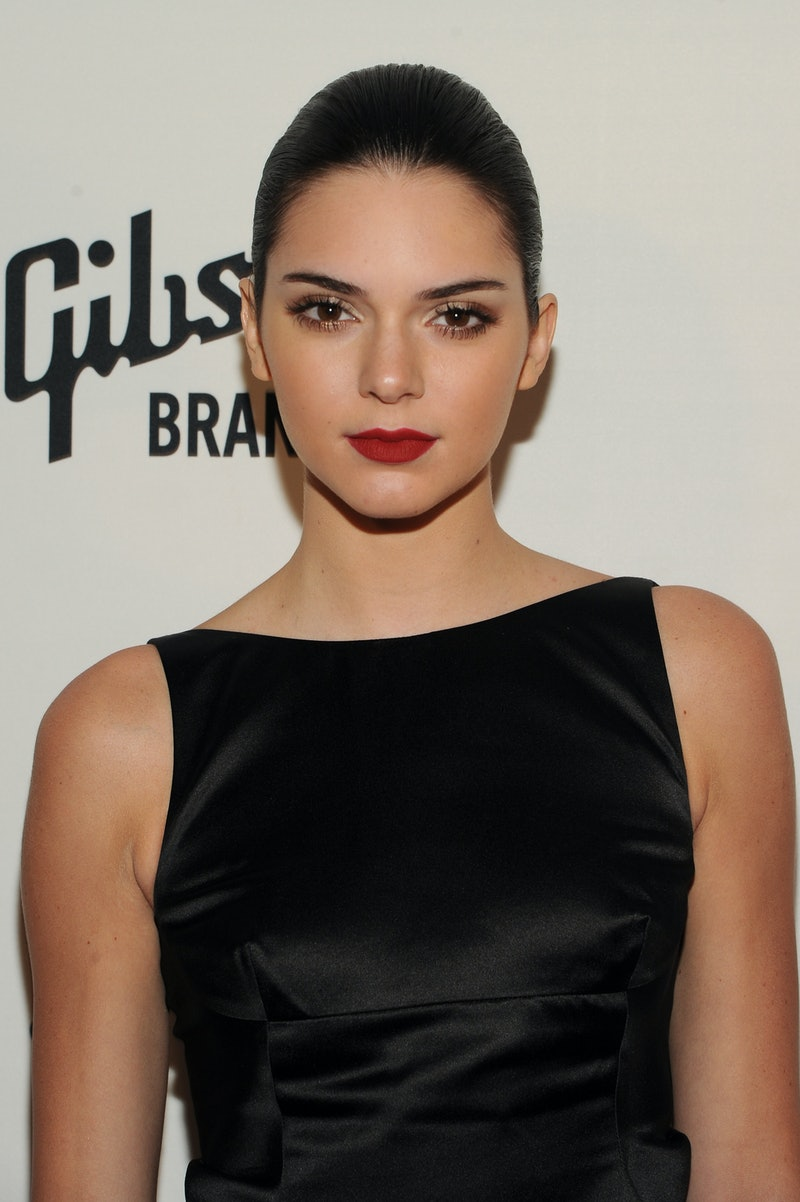 Kendall Jenner poses on Instagram fully nude and smoking a