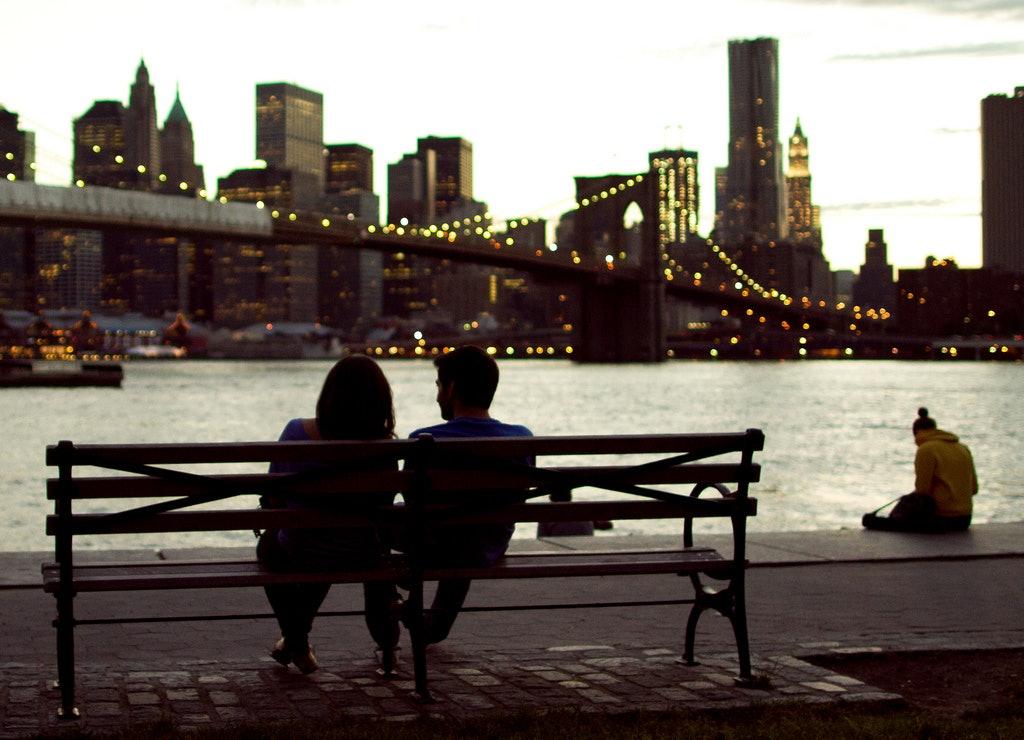 Christian dating rules kissing bridge