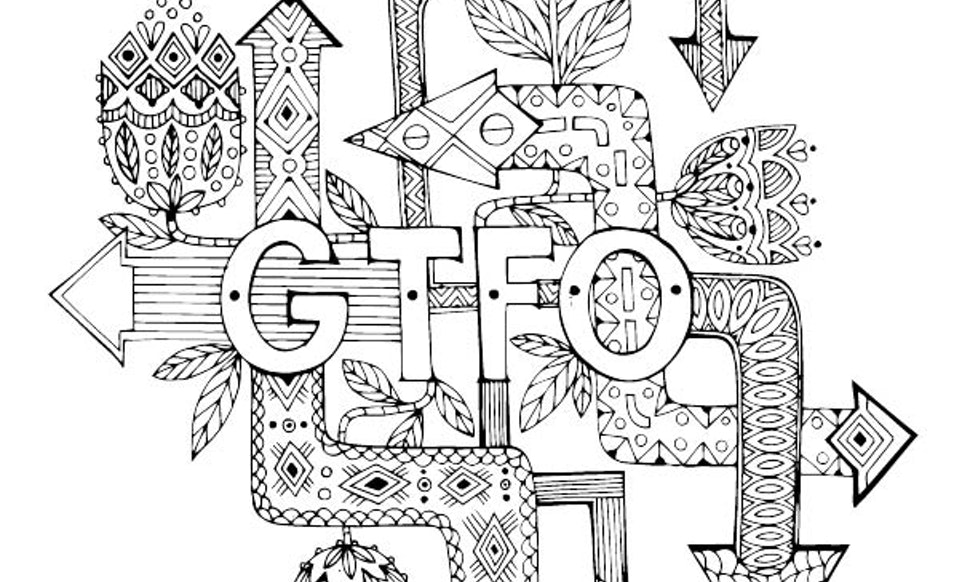 This Coloring Book For Breakups Is The Adorable Vengeance You Need In Your Life
