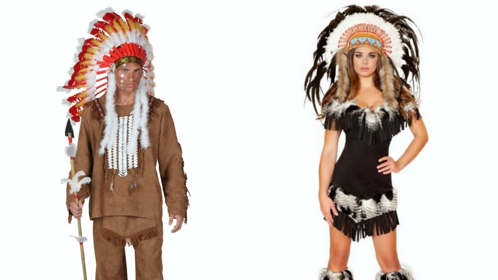 3e33b48e1be 23 Sexist   Racist Halloween Costumes To Never