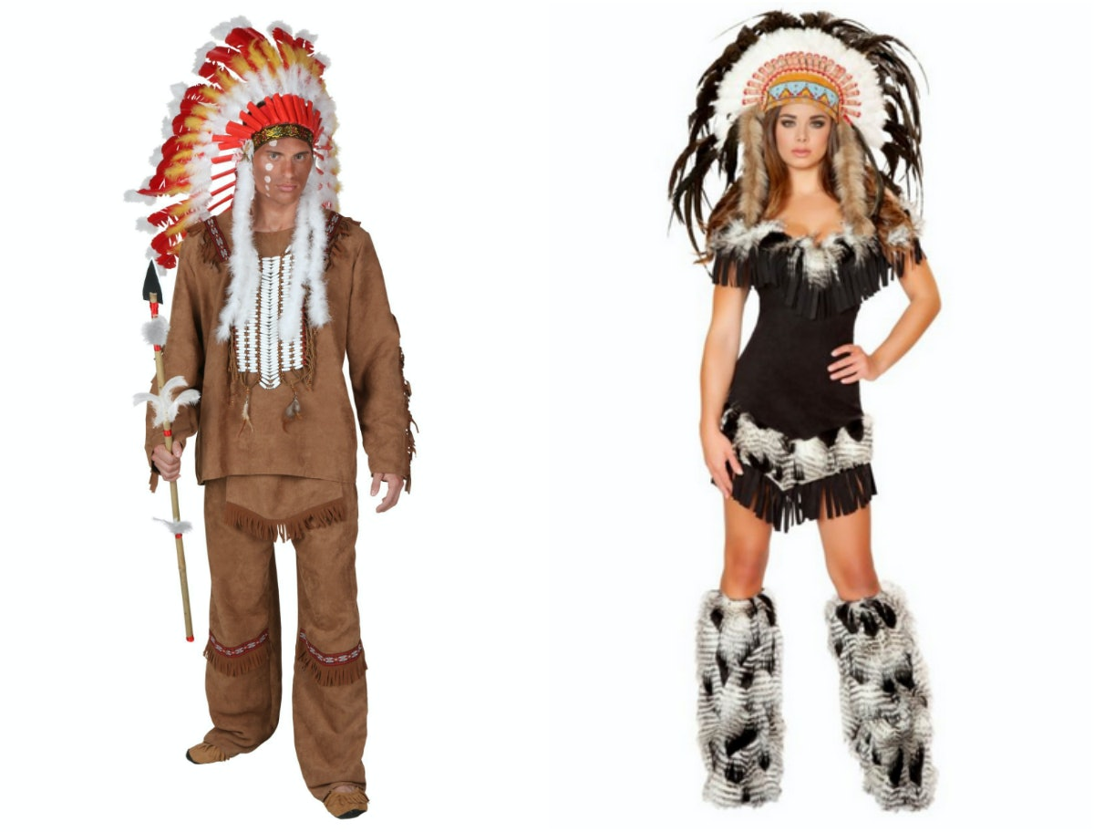 sc 1 st  Bustle & 23 Sexist u0026 Racist Halloween Costumes To Never Ever Use. Ever