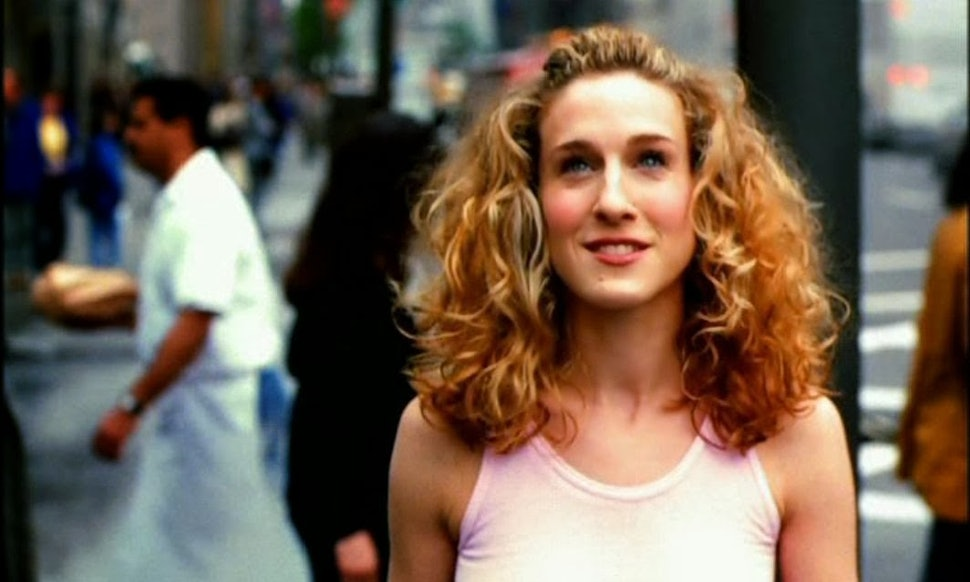 7 Iconic Carrie Bradshaw Shoe Moments On Sex And The City