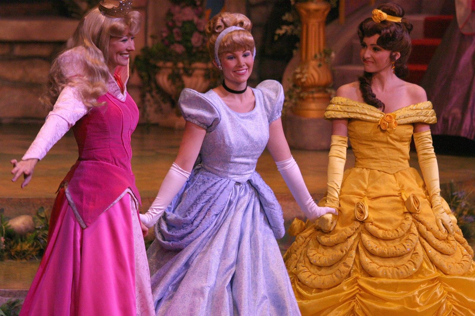 Real life disney princess cinderella