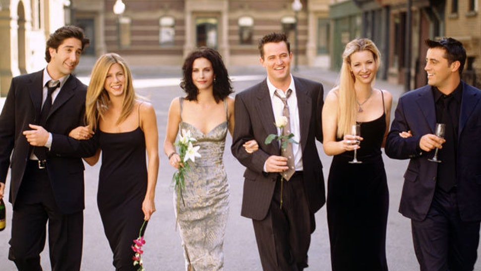 Friends Halloween Group Costume Idea Is Easier Than You Think Photos