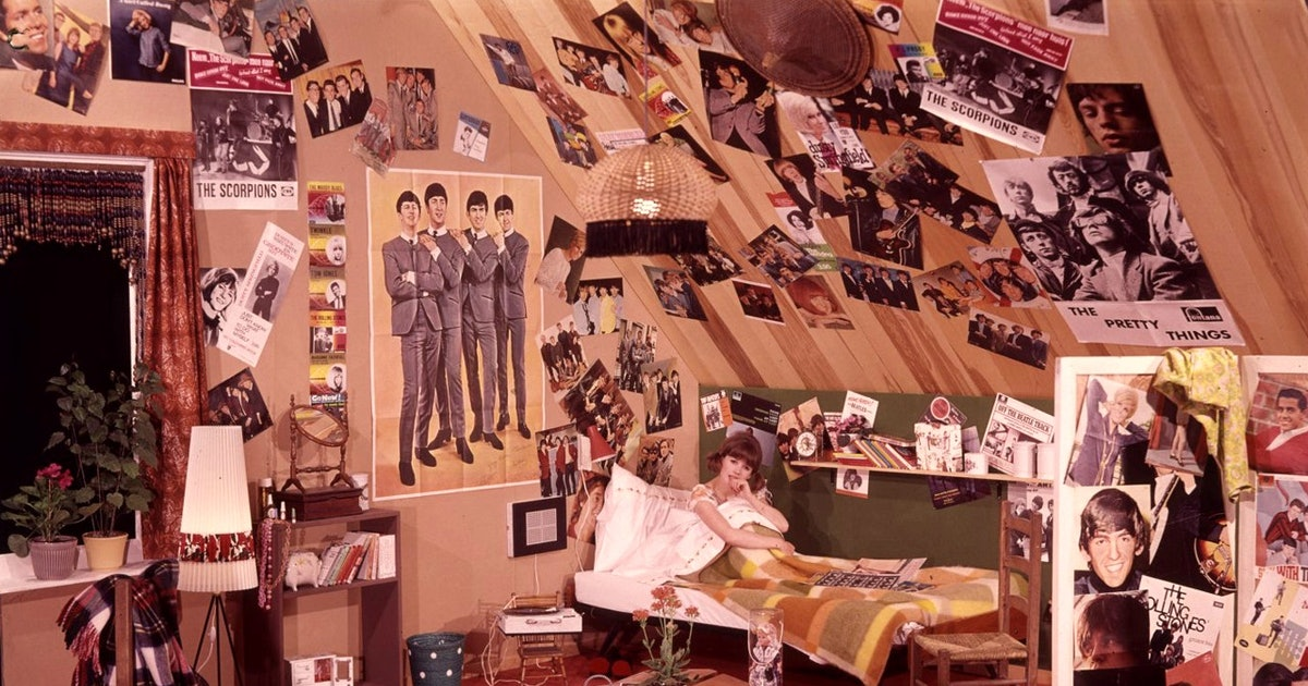 Beautiful nude pink living room - COCO LAPINE DESIGNCOCO
