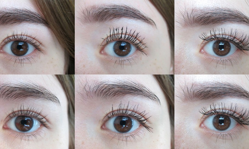Which Mascara Looks Like False Lashes I Pitted 6 Brands Against My