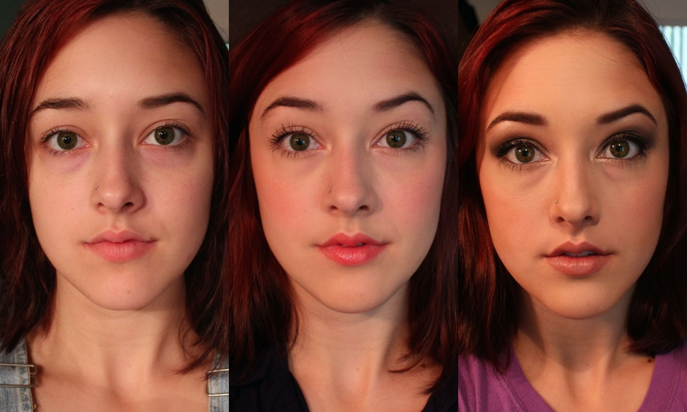 How Do People React To Different Levels Of Makeup I Decided To Find Out
