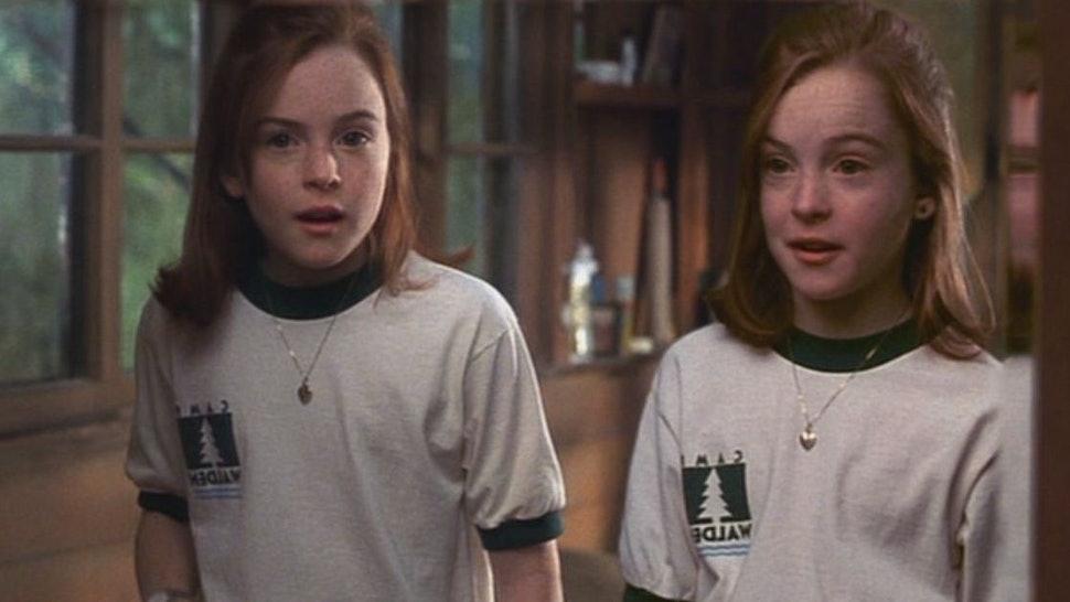 Lindsay Lohan Visits 'The Parent Trap' House & Makes Us All Long ...