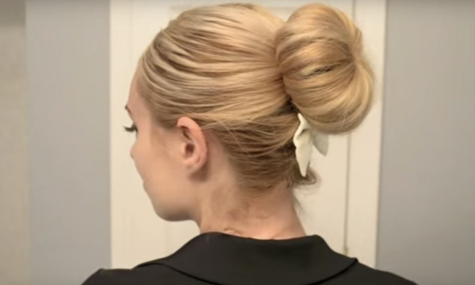 11 Quick Easy Hairstyle Tutorials For Work That Will Save Your