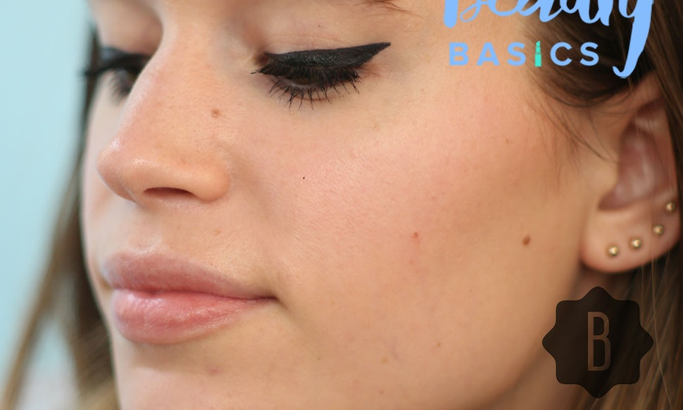 Learn How To Draw A Perfect Cat Eye In 4 Easy Steps