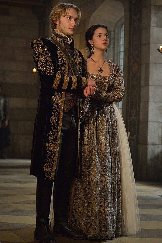 after king francis dies on reign season 3 has a few places to