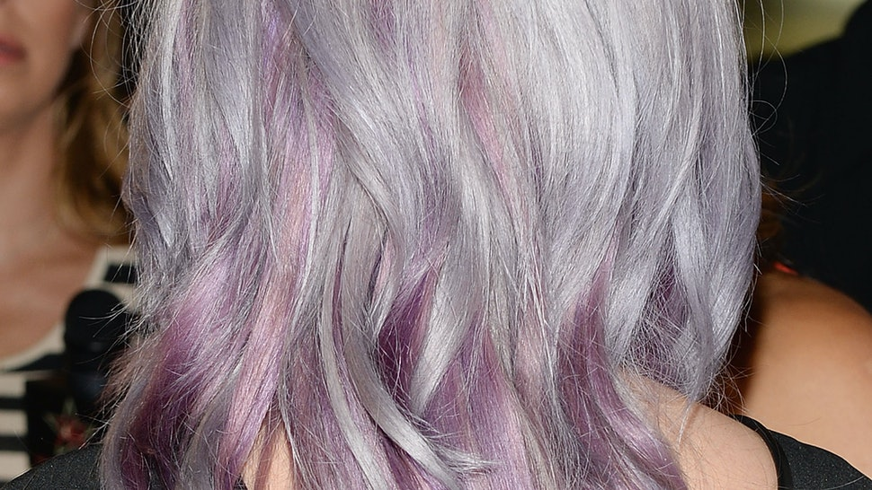 What Is Color Melting Meet The Hair Dye Trend That Will Rule 2016