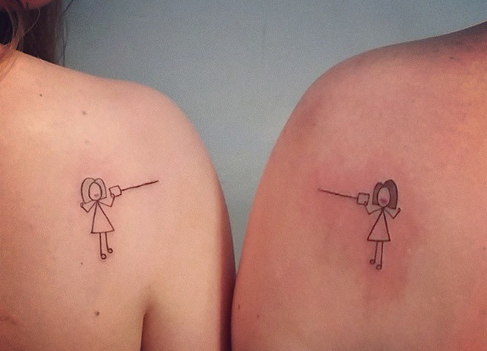 15 Timeless Tattoo Ideas For You And Your Best Friend That Ll Always