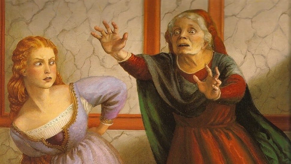 7 Parts Of The Grimms Brothers' 'Rapunzel' That Will Shock You (Or ...