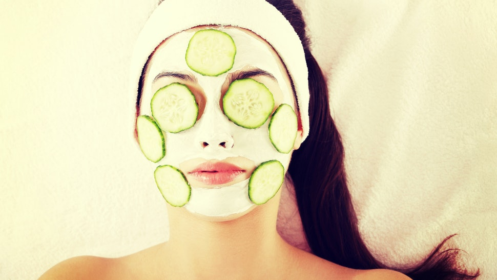 An At Home Facial Exactly Like The One Your Esthetician
