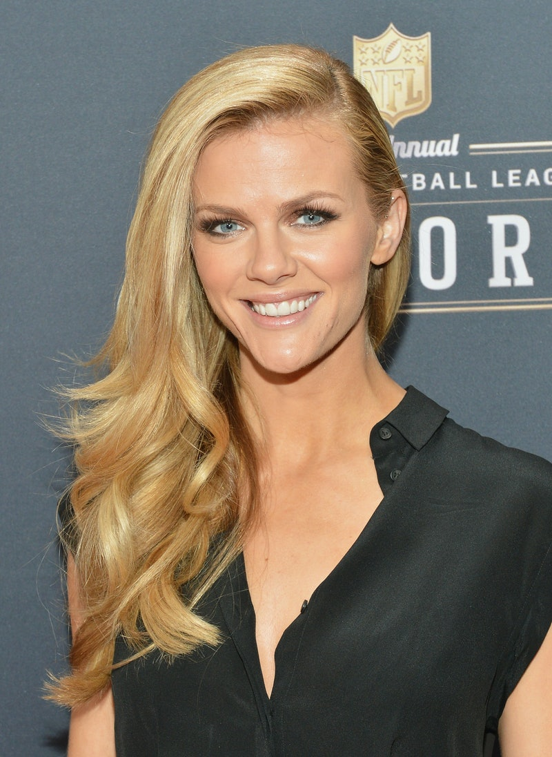 Brooklyn Decker bares all in threesome with naked