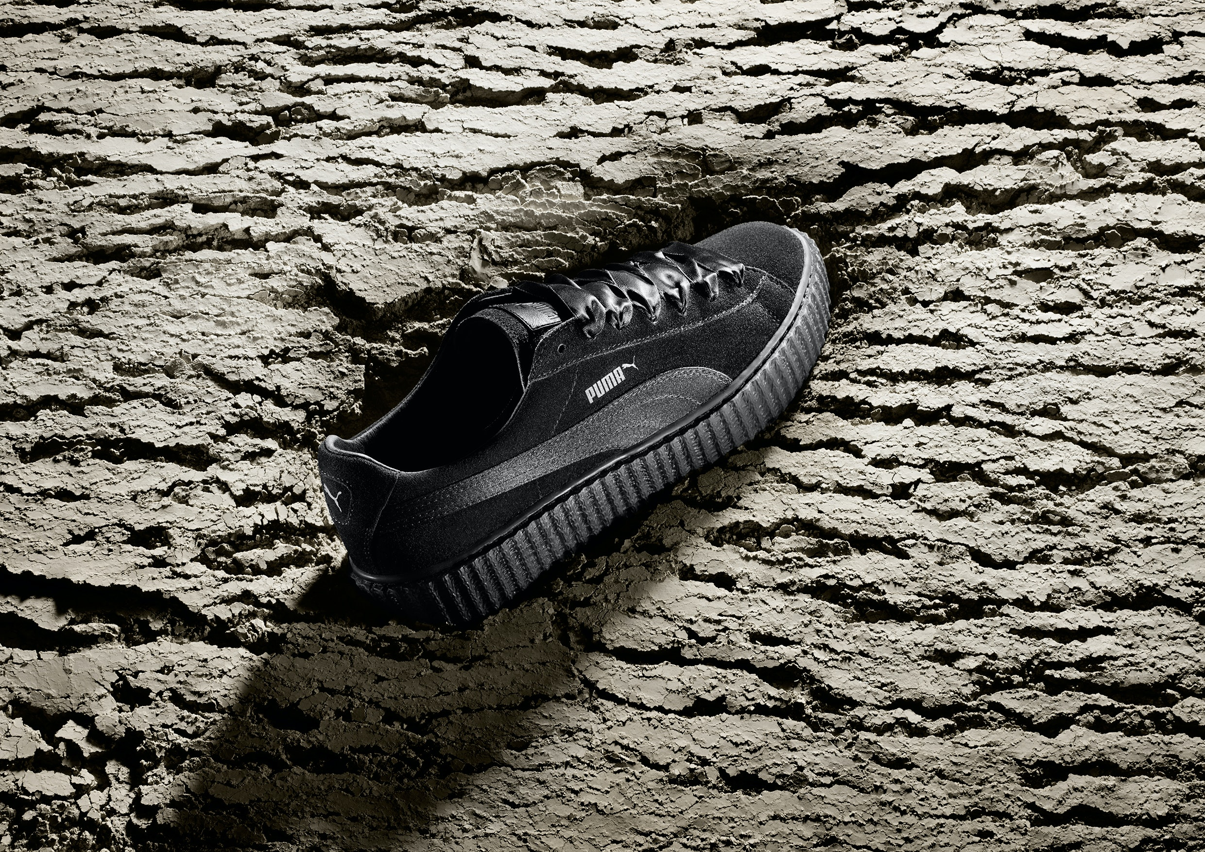 official photos cfddd cfe82 Are Rihanna Puma Creepers Sold Out? Here's The Scoop On ...