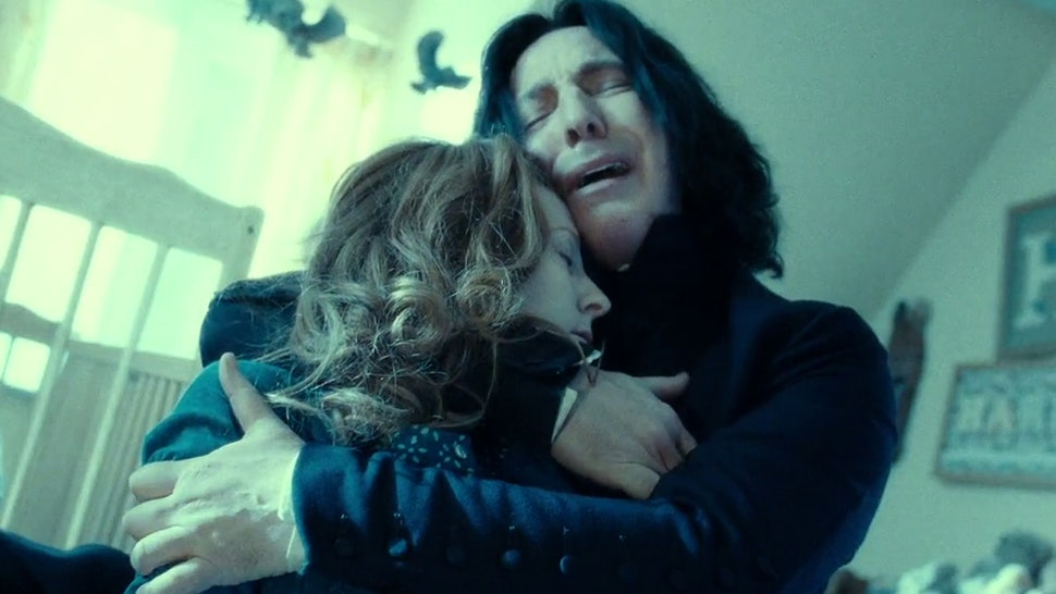 Why I Will Never Be Team Snape, No Matter How People