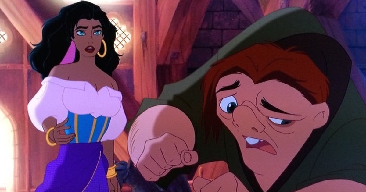 16 Disney Couples We Are Pretty Sure Broke Up Right After The Movie Ended