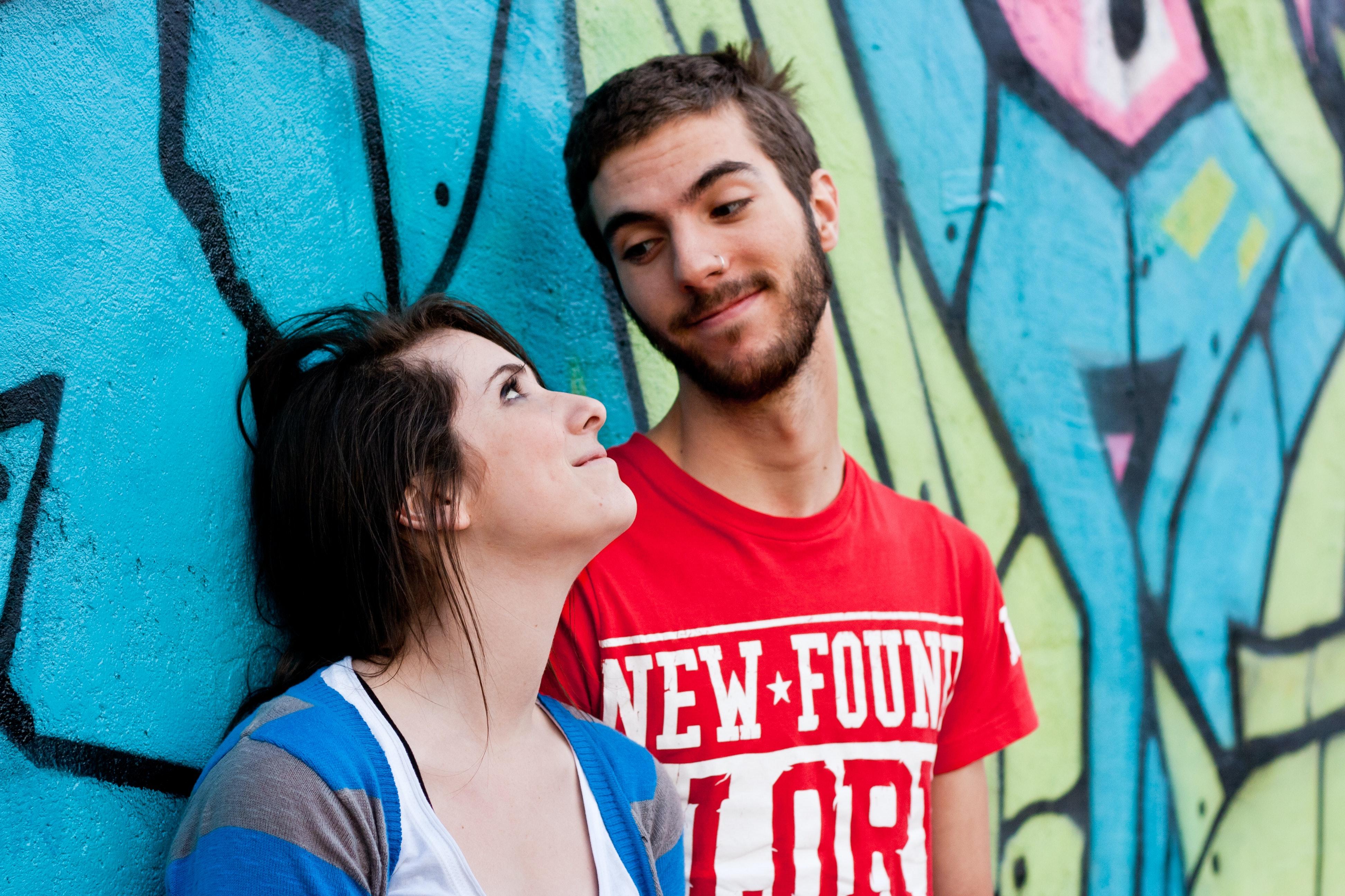 anti dating mening type en dating type b