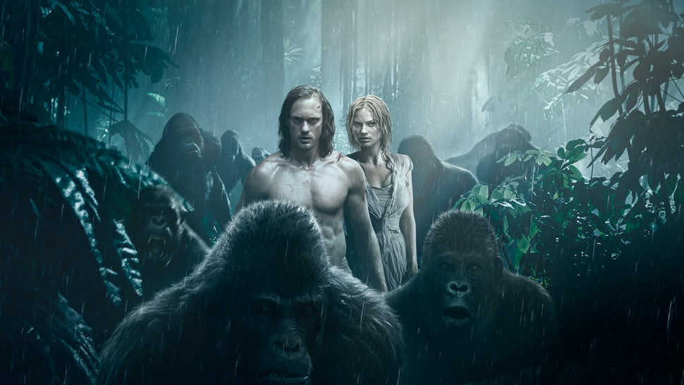 Was Tarzan A Real Person The Legend Of Tarzan Comes From A