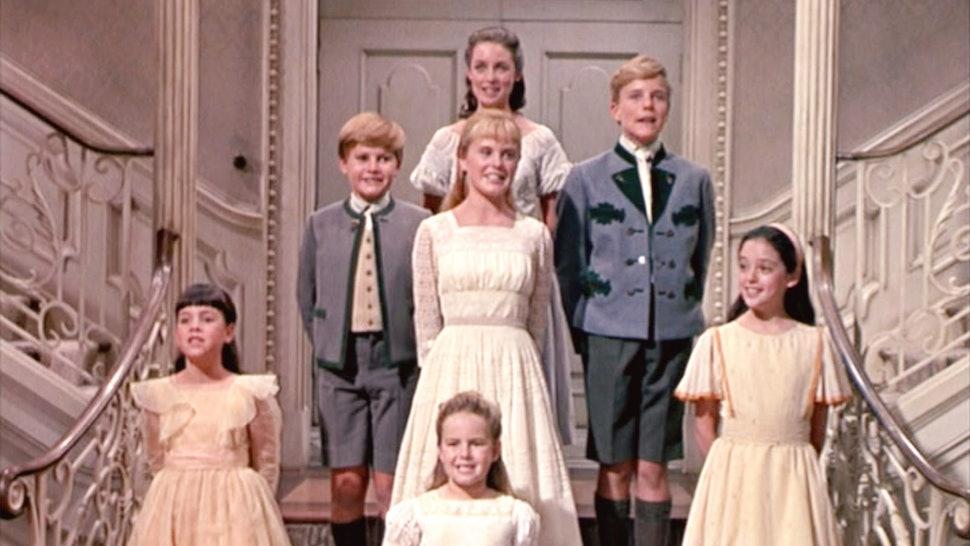 Ranking 'The Sound Of Music' Children Because Gretl Von