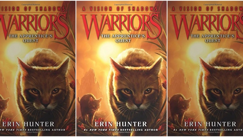 6 Reasons The 'Warriors' Books Were Actually Very Strange
