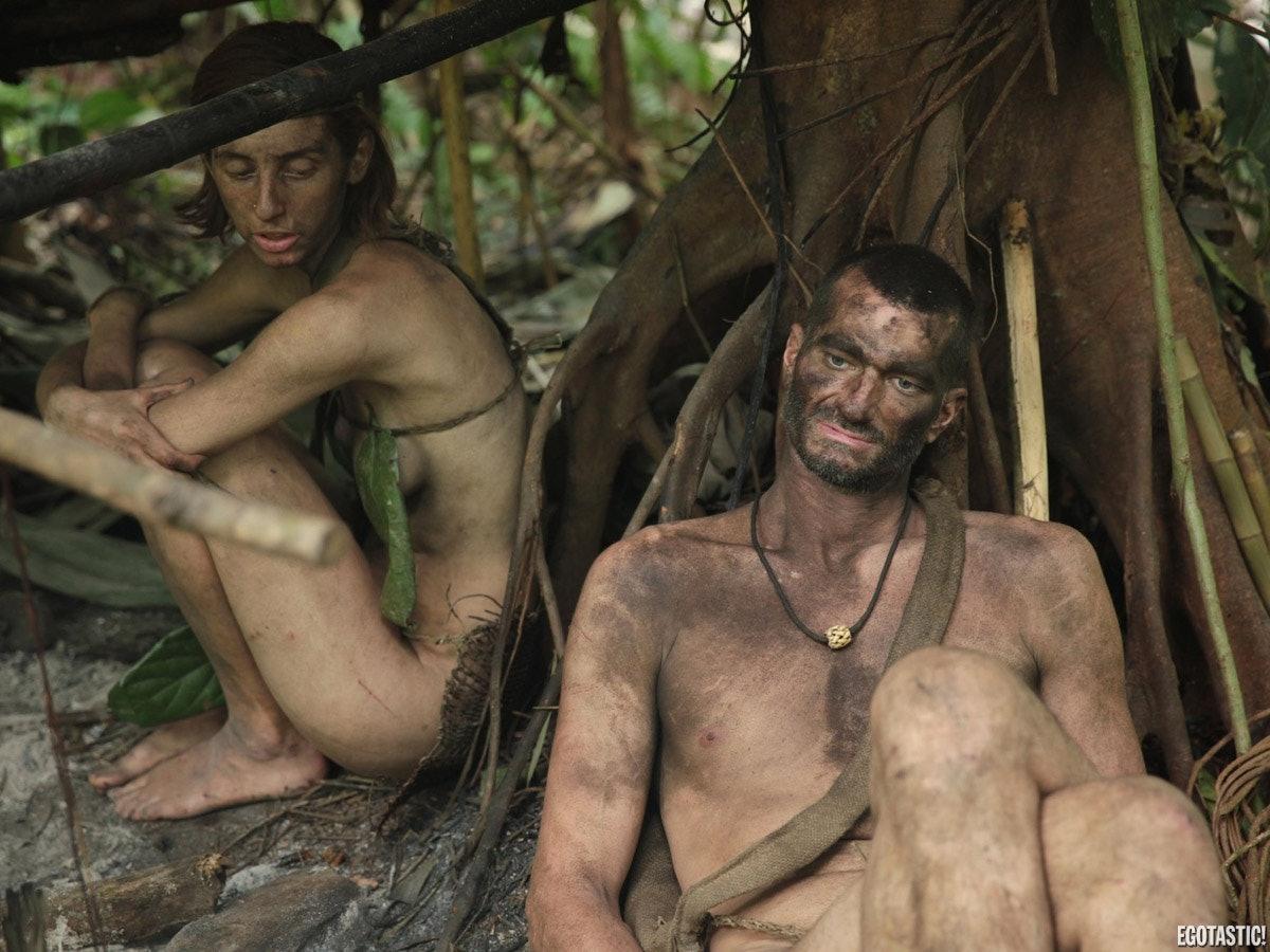 Reality Show Nude Pics