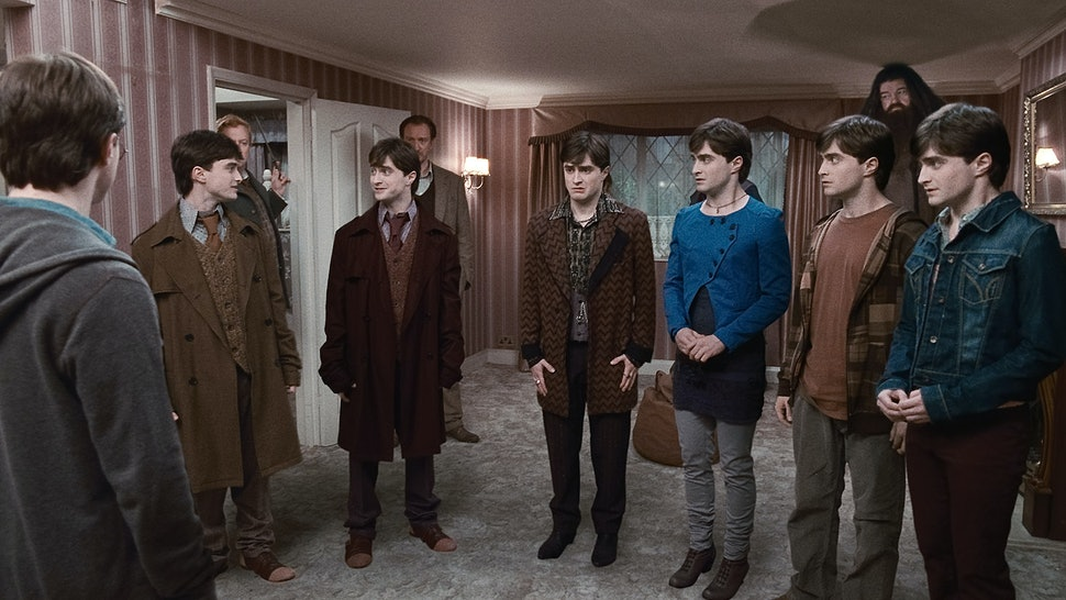 c9b43426ca 12 Harry Potter Halloween Costume Ideas For Your Whole Squad