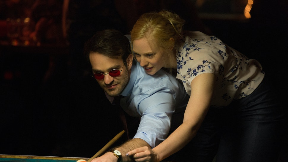 3eec9f0573 Why Are Matt Murdock s Glasses Red   Daredevil  Has Gone Through Some  Eyewear Transformations