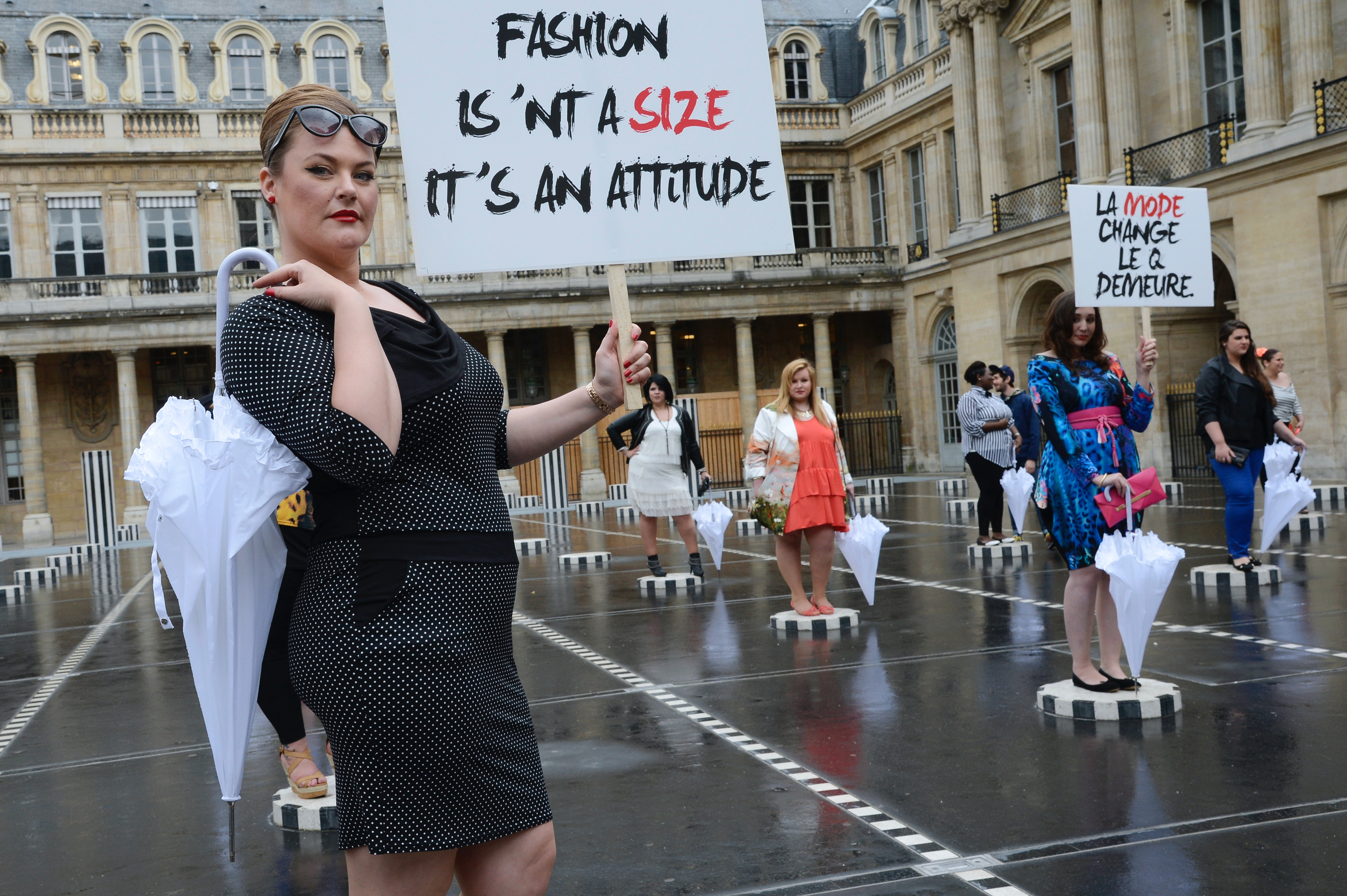These 9 Fashion Girls Are Activists, Campaigners and Total Role Models