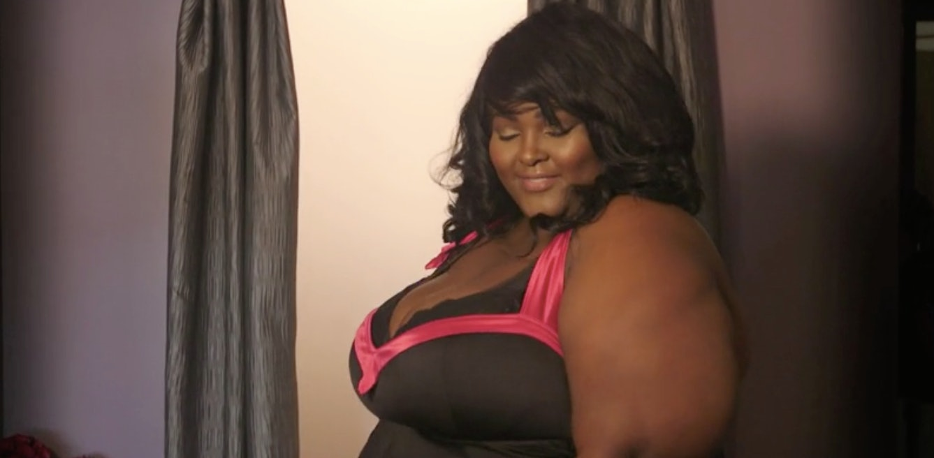 this lingerie video is a reminder that fatness & sexuality are not