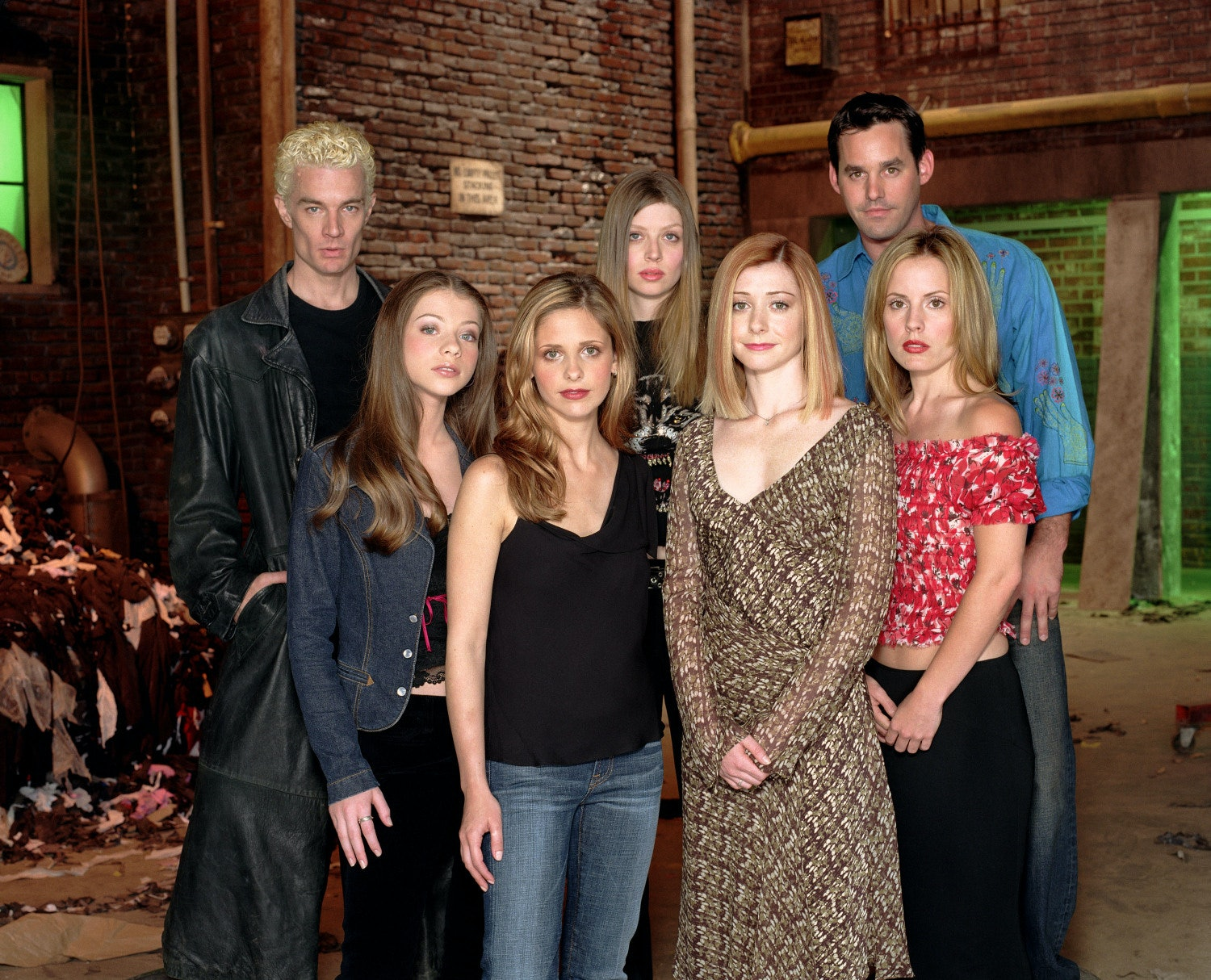 What Your Favorite 'Buffy the Vampire Slayer' Character Says