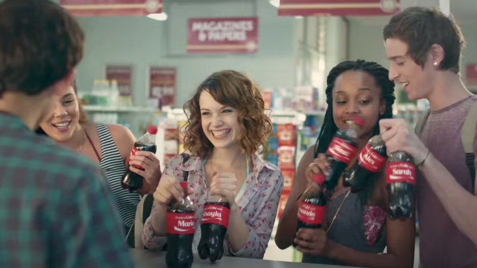 What's The Song In The Coca-Cola