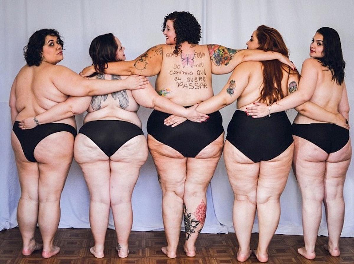 Толстые женщины на прогулке, Фото толстушек с жирными ляжками - лучшие галереи 20 фотография
