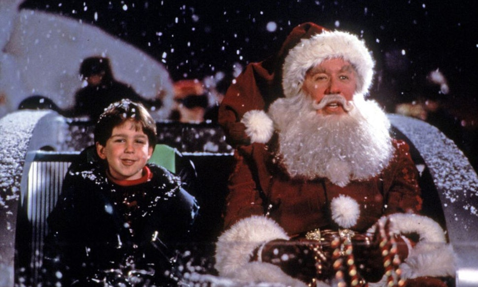 8 Times The Santa Clause Seriously Made You Wish Your